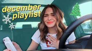 MY DECEMBER PLAYLIST 2017 Drive With Me Summer Mckeen