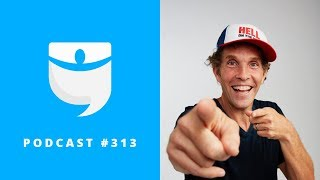 How to Be Happy AND Grow a Massive Business with Entrepreneur Jesse Itzler | BP Podcast 313