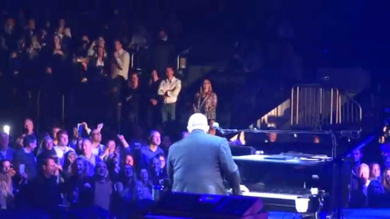 Billy Joel MSG 19 Nov 2016 Start of concert YouTube