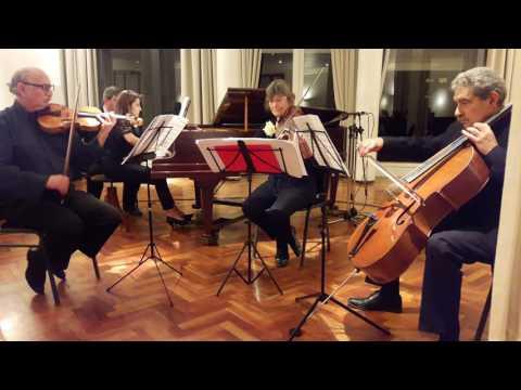 Parotti Cuarteto N° 4, op. 27, N° 6