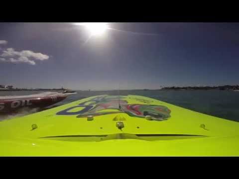 Throttles Pinned - Key West Offshore Racing clips - Day 1-2