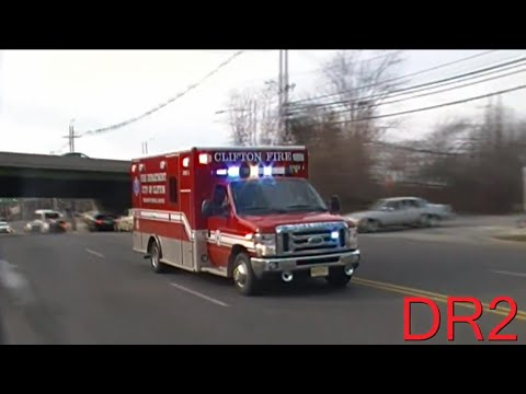 clifton fire department ems