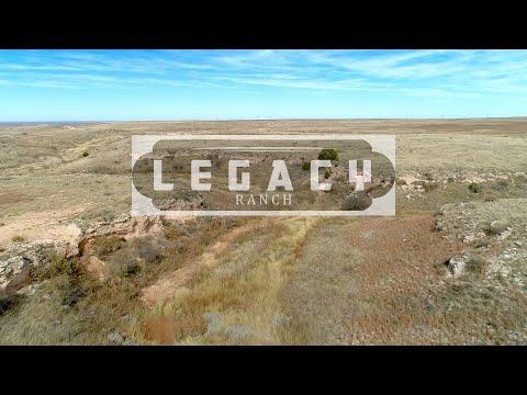 Legacy Ranch Aerial Video