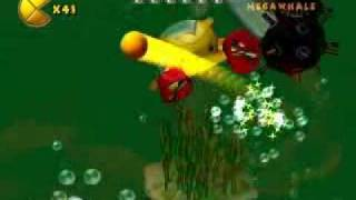 Pac-Man World 2 (PC) - Whale on a Sub