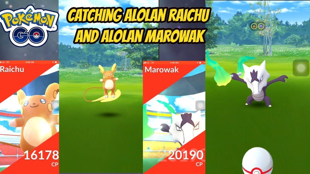 how to get alolan pokemon in pokemon go