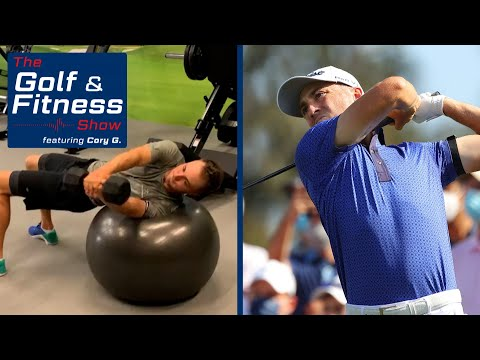 Justin Thomas' trainer Kolby Tullier | The Golf & Fitness Show with Cory G