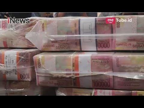 Ini Penampakan Uang Rp 87 Miliar Dari Koruptor Samadikun Hartono - INews Sore 17/05