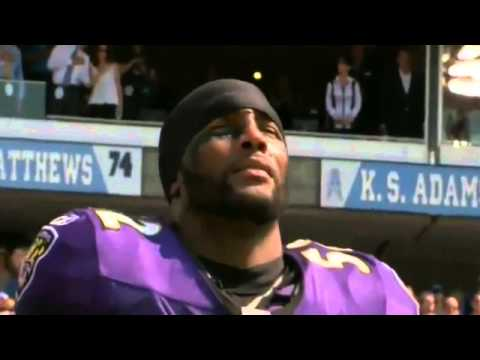 Ray Lewis pre work out video for hitters
