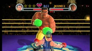 Mr. Sandman Is Freaking Easy (punch-out!! Wii)
