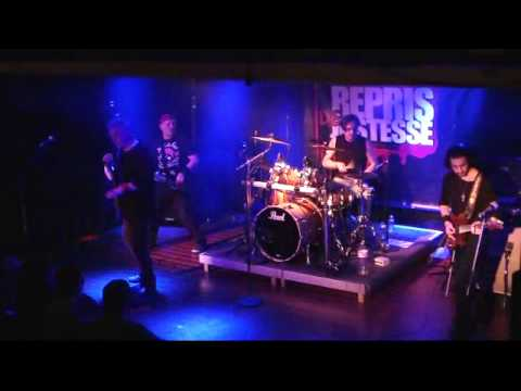 Repris de Justesse - Belgian Tribute to Trust - @ Spirit of 66 --April 6 2013 - Le Mitard- MOV0AC-