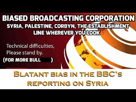 "Biased BBC smear independent journalists who tell the truth about Douma ""chemical attack"" and Syria"