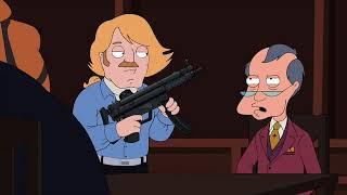 А он хотел получить из другого ствола - Полукрепкий орешек (Шоу Кливленда)