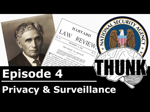 THUNK - 4. Privacy and Surveillance