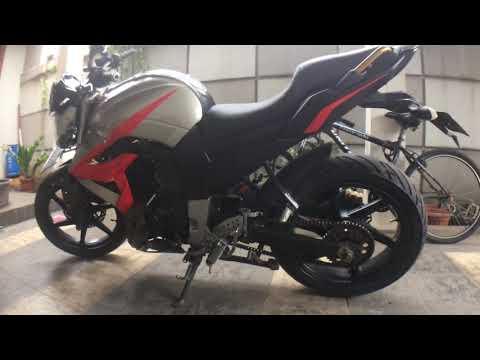 Modifikasi Asal asalan Yamaha Byson
