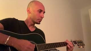 ❤️ Meraviglioso - Negramaro 🎸(cover Stefano Depp) 🌺 musica live accordi chitarra anni 80 + 90 ora