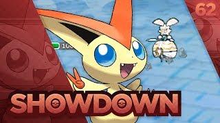 Pokémon Showdown - [62] - Baldorfish Rain! w/ Professor N