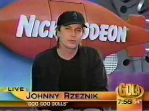 Johnny Rzeznik-Kids Choice Awards Interview