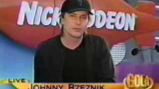 Johnny Rzeznik-Kids Choice Awards Interview