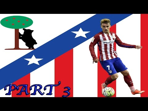 FIFA 17 Manager Career Atletico Madrid Part 3 w\Commentary Madrid Derby/ Injury Prone