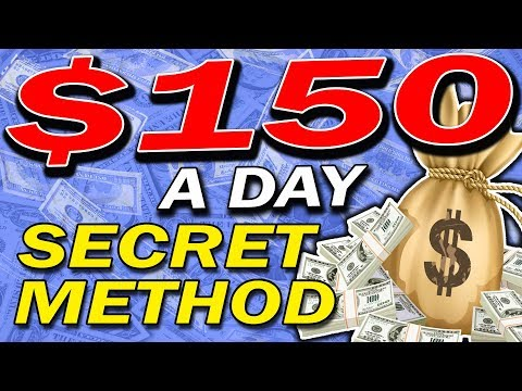 **$150+ a DAY** Make Money Online WITHOUT a Website (SECRET METHOD)