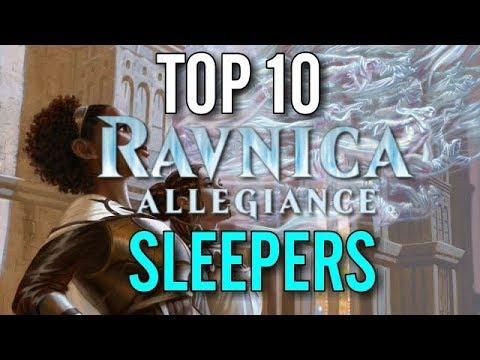 Top 10 Ravnica Allegiance Sleepers!