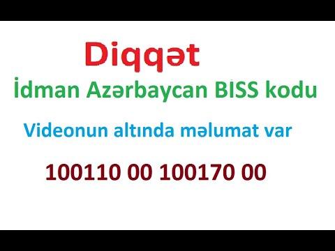 Idman Azerbaijan CBC Sport Biss girisi