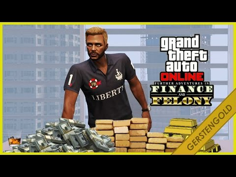 FINANCE & FELONY - GTA Short Film