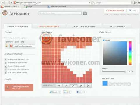 Favicon.ico Tutorial (Quick and Easy)