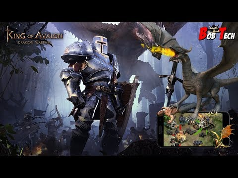 King Of Avalon (RPG) (Bluestacks ) #BOBTECHPLAY