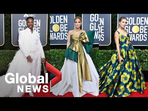 Golden Globes 2020: The best of the red carpet