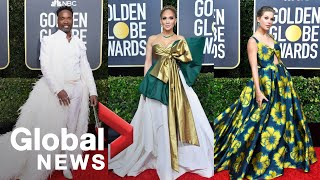 Golden Globes 2020: Best and worst dressed stars on the red carpet