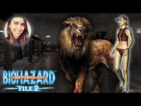 [ Resident Evil Outbreak: File #2 ] Wild Things on Normal