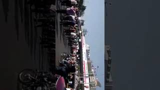 Mhada andolan on kalanagar signal