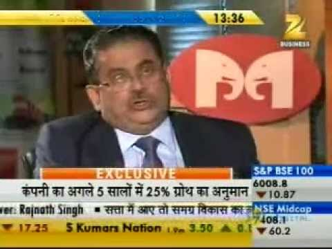 """MG George Muthoot on Zee Business's """"The Appointment"""""""
