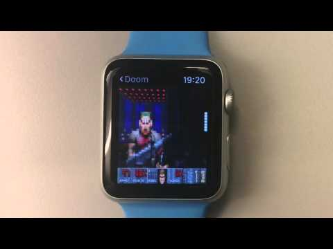 Doom on the Apple Watch - watchOS2