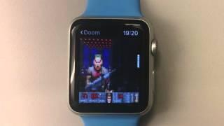 doom on the apple watch watchos2
