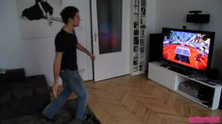 Xbox 360 Kinect vs. PlayStation Move vs. Wii - Table Tennis