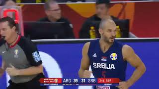 Serbia vs Argentina  , Full Game Highlights   ,FIBA World Cup 2019