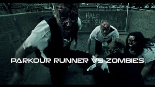 Parkour vs Zombies 4k!