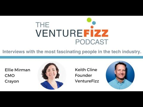 The VentureFizz Podcast: Ellie Mirman - CMO at Crayon - YouTube