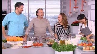 Finaliści MasterChefa i Michel Moran na słodko w kuchni Dzień Dobry TVN