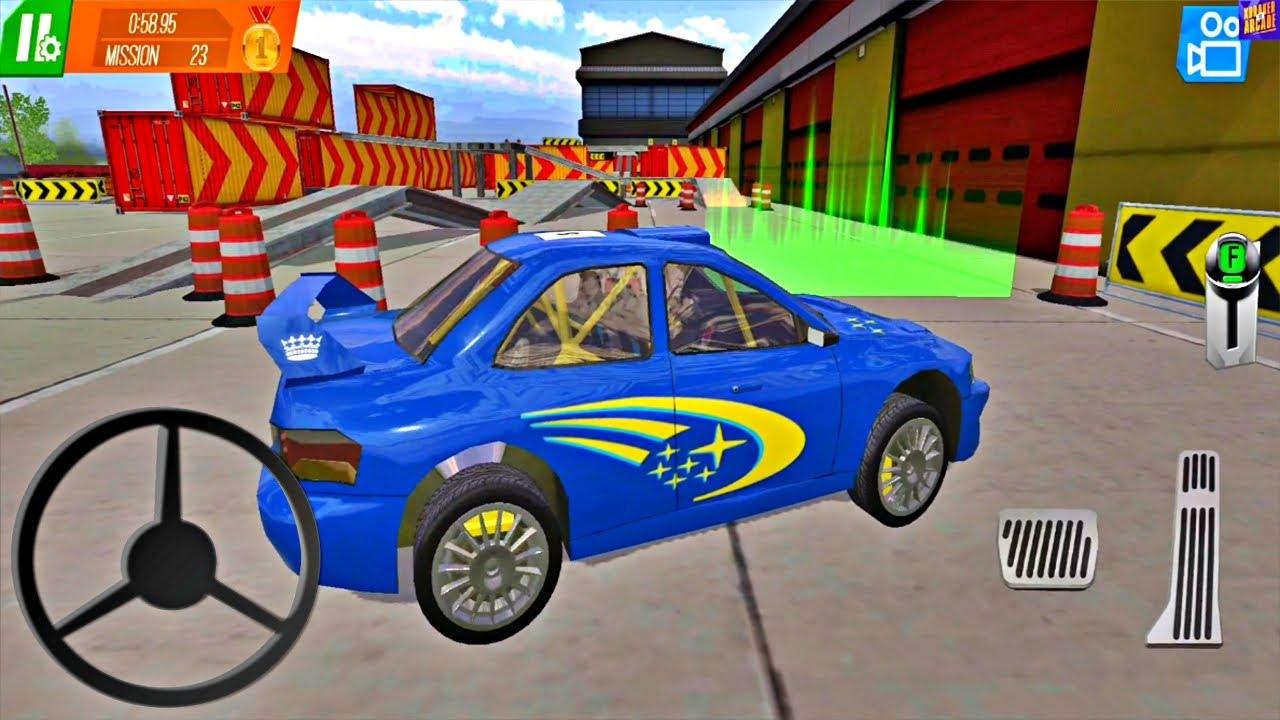 Subaru Car Driving - Car Trials: Crash Driver  - New Android Gameplay
