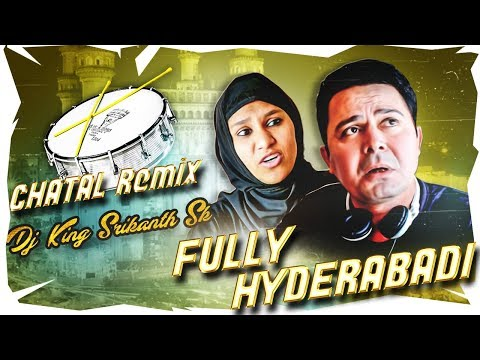 2019 Special Fully Hyderabadi Chatal Band Remix By Dj king srikanth sk