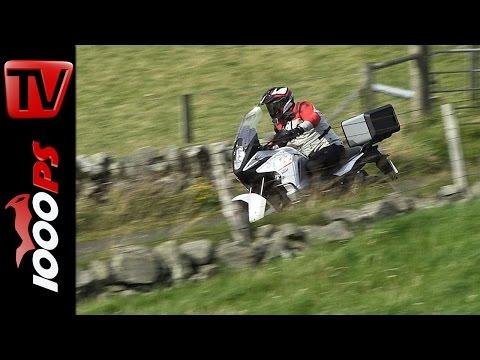KTM 1290 Super Adventure Test 2015 - Irland Motorradreise