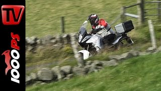KTM 1290 Super Adventure Test 2015 - Nordirland Motorradreise