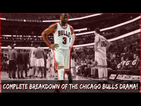 Everything You Need To Know About the Chicago Bulls Drama (Updated Info)
