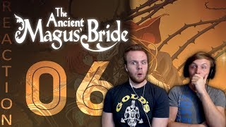 SOS Bros React - Ancient Magus Bride Episode 6 - Fairy Queen Arrives!!
