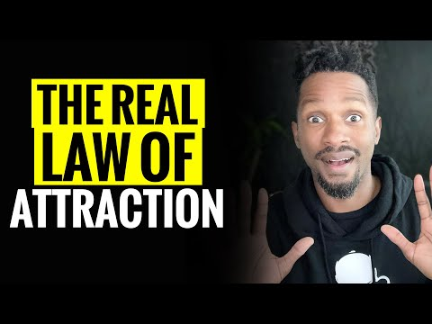 The REAL Law of Attraction - The Parable of the Sower