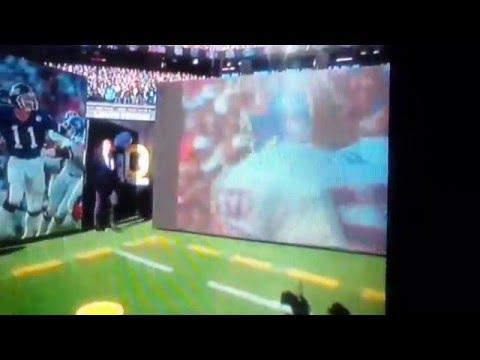 Super Bowl 50- Honoring Past Super Bowl MVP,S