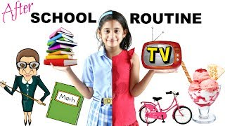 My After School Routine | MyMissAnand